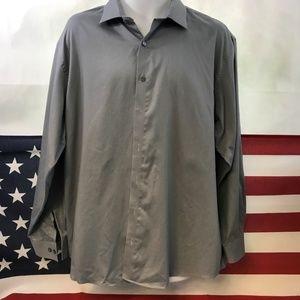 Kenneth Cole Reaction Mens Dress Shirt